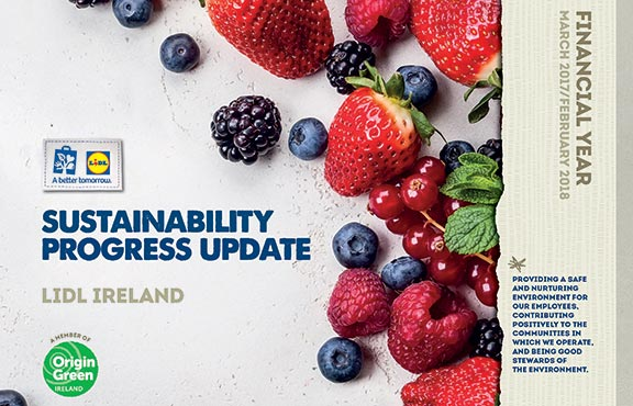 Sustainability Progress Report