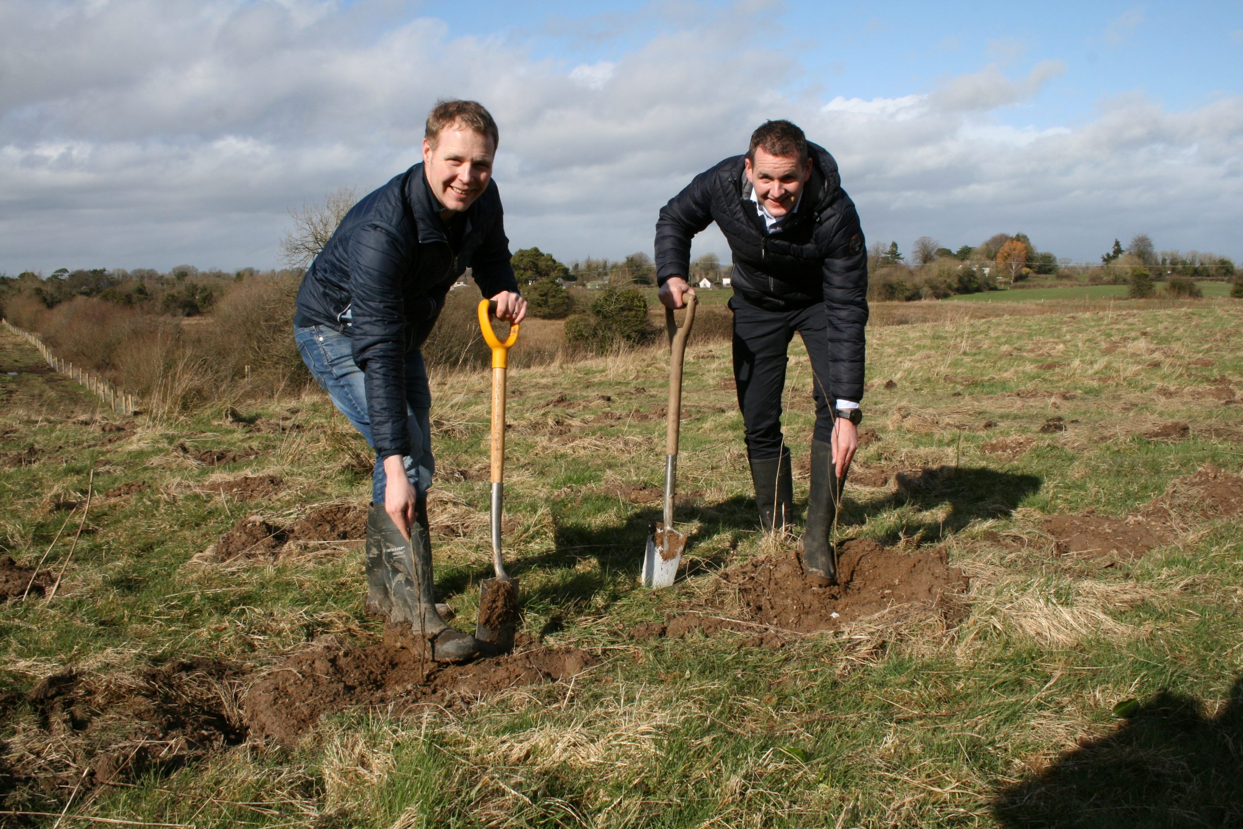 Lidl Ireland Helps to Absorb up to 12,500 Tonnes of Carbon Through Native Woodland Scheme